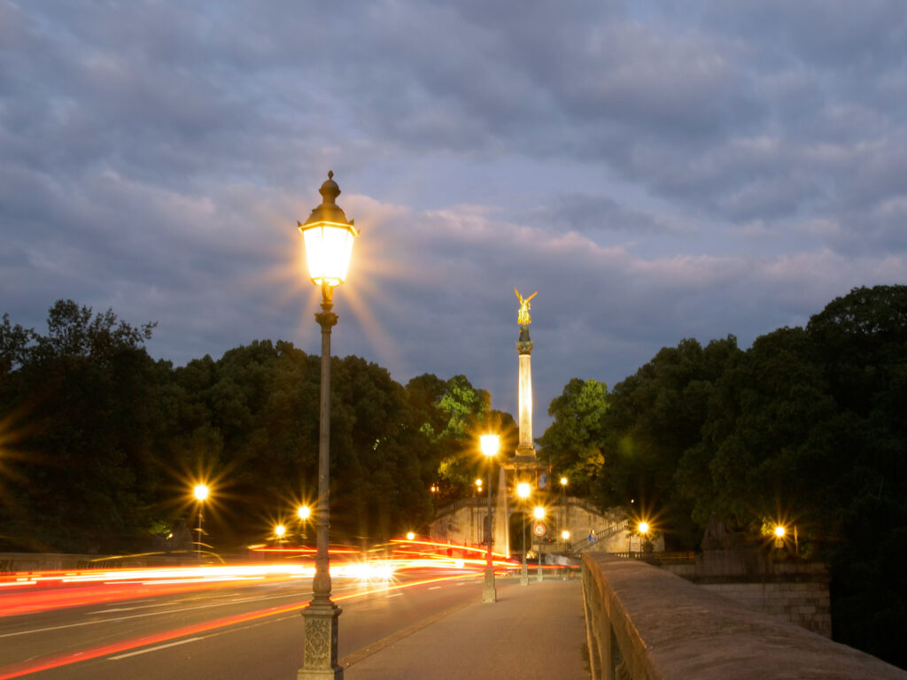 Friedensengel bridge