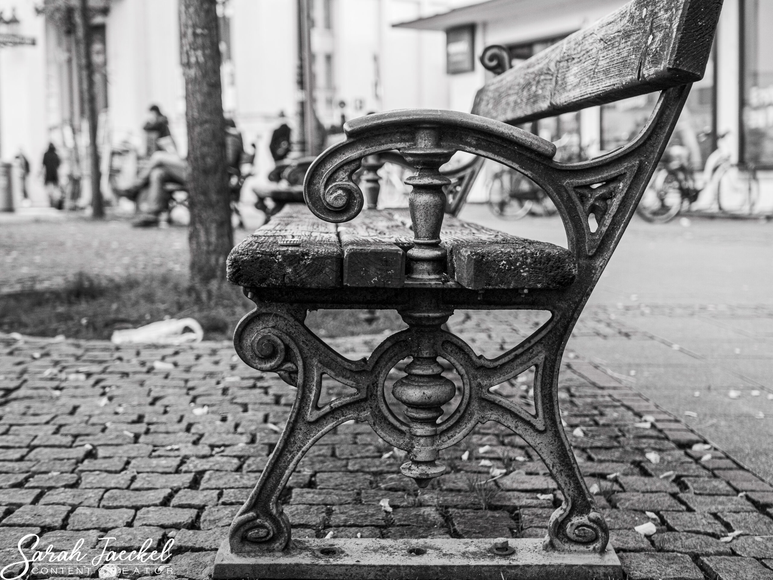 bench scaled